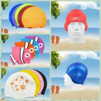 Buy cheap The silicone bracelet silicone swimming cap,waterproof swim cap,personal protective from wholesalers