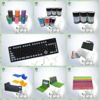 Buy cheap The silicone bracelet soft silicone rubber keyboard, laptop external keyboard from wholesalers