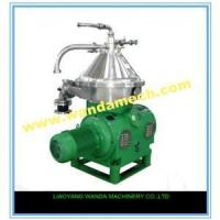 Buy cheap 02.Centrifuge separator Automatic Discharging Disc Separator from wholesalers