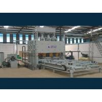 Buy cheap 1500ton shortcycle veneer press from wholesalers