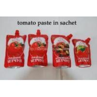 Buy cheap Tomato paste Tomato paste in sachet from wholesalers