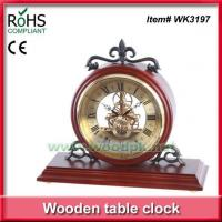 Images Design Table Quartz Clock on et208