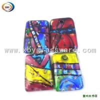 Buy cheap Murano Glass Square Pendant from wholesalers