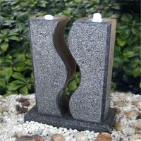 Buy cheap Natural stone granite decorative water fountain for home from wholesalers