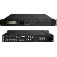 Buy cheap 2Tuners HD IRD (DVB-C/S/S2/Toptional) to IP.ASI,HDMI,SDI,AV Output from wholesalers