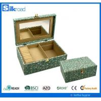 Buy cheap PU leather sets Farbic jewelry box product