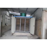 Buy cheap Dryer Series KBW Series Jumbo Hot Air Circulation Drying Room from wholesalers