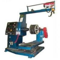 Buy cheap Tyre Retreading Equipment Inflation type buffing machine from wholesalers