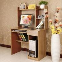 Buy cheap High End Wooden Computer Desk Office Furniture table 15mm Melamine DX-8540 from wholesalers