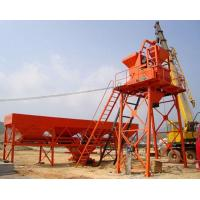 Buy cheap Types of Batching Plant Move the Mini Concrete Batching Plant Philippines from wholesalers