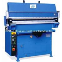 Buy cheap Leather belt embossing machinery from wholesalers