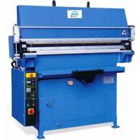 Buy cheap Hydraulic leather belt plating machine from wholesalers