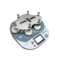 Buy cheap MARTINDALE abrasion testing machine from wholesalers
