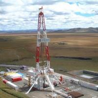 Land Skid Mounted Drilling Rig