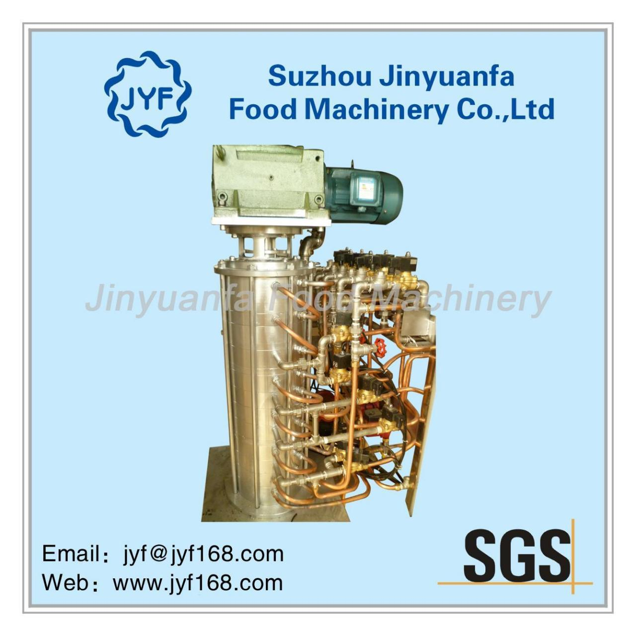 Buy cheap QTJ Series Continuous Chocolate Tempering Machine from wholesalers