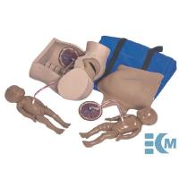 Buy cheap Maternity examine model Childbirth skill training simulator from wholesalers