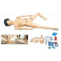Buy cheap Nursing skill training manikin Full-functional Elderly Nursing Manikin (Female) from wholesalers