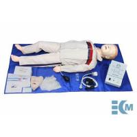 Buy cheap CPR training manikin Child CPR Training Manikin from wholesalers