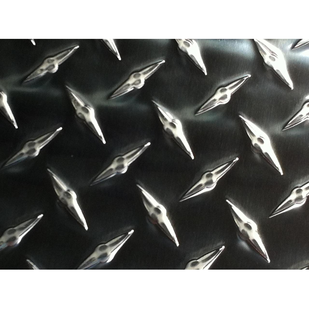 Buy cheap Aluminum Tread Plate products 1100 Aluminium chequered plate from wholesalers