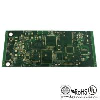 Buy cheap multi-layered PCB Multi-layered FR4 PCB with Immersion Gold from wholesalers