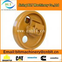 Buy cheap Komatsu Bulldozer Part D8N Undercarriage Parts Front Idler Roller from wholesalers