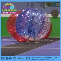 Buy cheap Frame Pool Inflatable ball suit,Soccer bubble,TPU bubble soccer from wholesalers