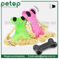 Pet Toys Doggie Interactice Crazy Jumping and Bouncing Dog Bone Toys