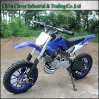 Buy cheap 2015 49cc 2 Stroke Dirt Bike Electric start 49cc Mini Motorcycle with Electric start from wholesalers