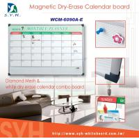 Buy cheap DESIGN BOARD Magnetic Dry-Erase Calendar board from wholesalers