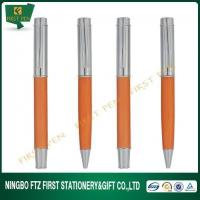 Buy cheap Metal Drawing Line Pens With Company Name As Promotional Products from wholesalers