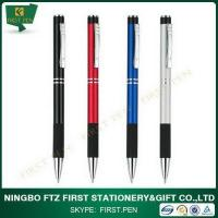 Buy cheap Slim Twistable 0.7 Promotional Pencils With Soft Rubber Grip from wholesalers