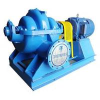 Buy cheap S、SH Single stage double suction centrifugal water pump product