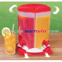 Buy cheap AS SEEN ON TV Handy Gourmet 3 Compartment Drink Dispenser from wholesalers