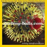 Buy cheap GZ09 Shine Zorb Ball from wholesalers