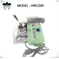 HW1200 HOT WEDGEWELDING MACHINIE
