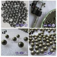 Buy cheap 8mm cemented carbide ball for grinidng from wholesalers
