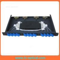 Buy cheap 19 inch Rack Mounted Terminal Box product