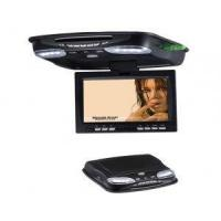 Buy cheap 9.2 Super slim roof mounted car monitor +TV tuner from wholesalers
