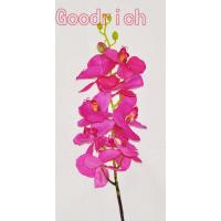 Buy cheap GR-1110 discount artificial orchid flower from wholesalers