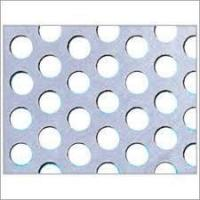 Buy cheap Perforated metal sheet from wholesalers
