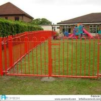 Buy cheap PVC coated bow top fencing from wholesalers