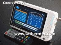 Buy cheap SH-500G Satllite Finder+Receiver+TV Player+GPS from wholesalers