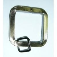 Buy cheap Curtain Rods & Hardware Square Curtain Rings - Antique Brass from wholesalers