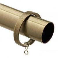 Buy cheap Curtain Rods & Hardware Antique Brass Curtain Pole 100cm-600cm from wholesalers