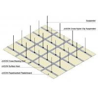 Buy cheap English Nylon Clip Suspended Ceiling System from wholesalers