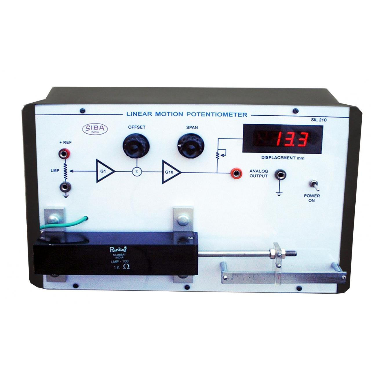 Buy cheap Measurement of linear displacement using lmp product