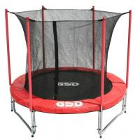 Buy cheap 8FT Trampolines from wholesalers