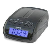 Buy cheap MP3/CD+USB Player / Digital Clock with Dual Alarm & AM/FM 2 Band Radio from wholesalers