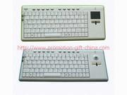 Buy cheap 2.4ghz wireless trackball/ or screen touch keyboard (sc-wmk-g105) from wholesalers