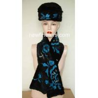 Buy cheap Rabbit Sheared and Embroidery Hat from wholesalers